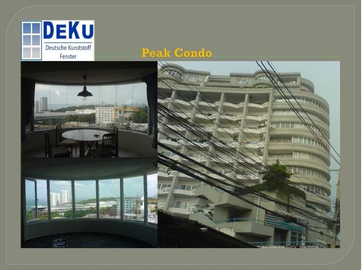 Condo Project:  โรงแรม by DeKu German Windows Co.,ltd