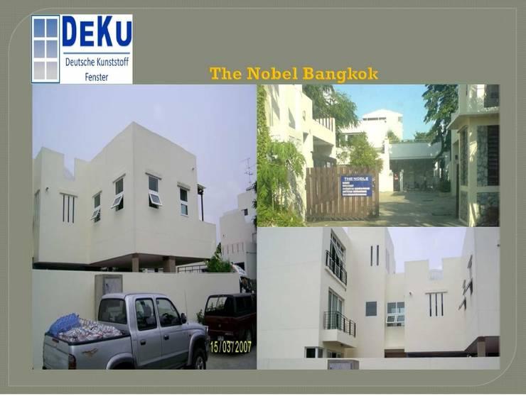 DeKu German Windows Co.,ltdが手掛けたホテル