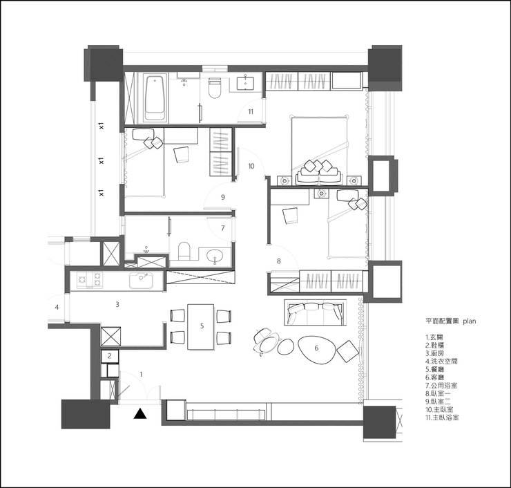 PLAN:   by 璞玥室內裝修有限公司
