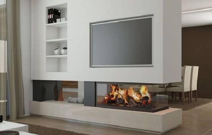 hogar:  de estilo  por Palmero Vucovich arquitectura + desarrollos ,Minimalista