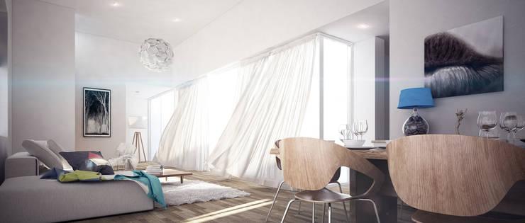 Bedroom by Oscar Hernández - Fotografía de Arquitectura, Modern