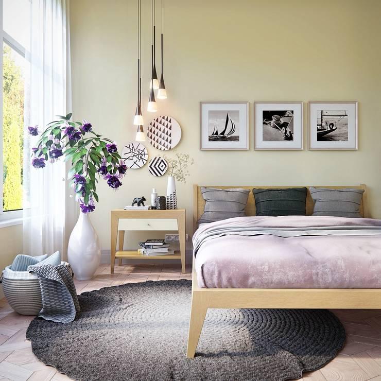 Chambre de style  par Bragindesign