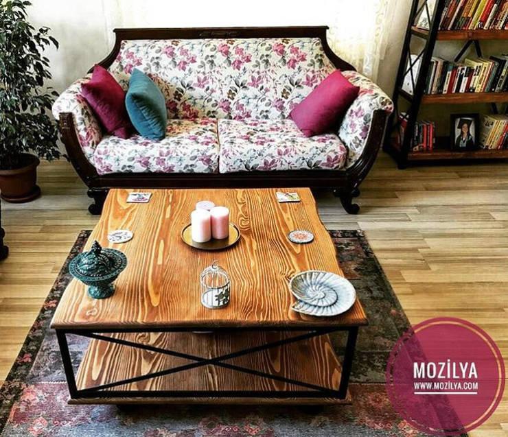 Mozilya Mobilya – Band Orta Sehpa:  tarz Oturma Odası