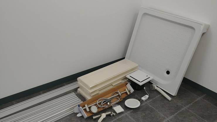 可移動式的衛浴間:   by 以恩設計