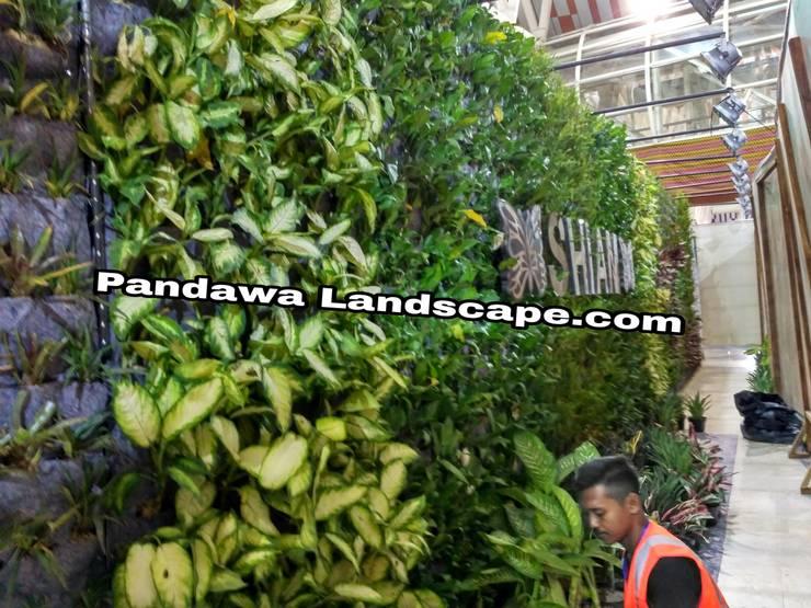 Vertical garden surabaya :  Garden  by Pandawa Landscape