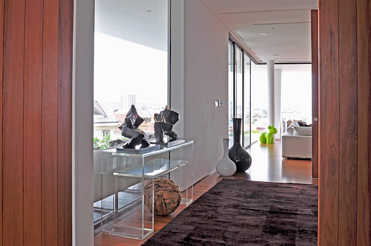 Living room by Design Intervention
