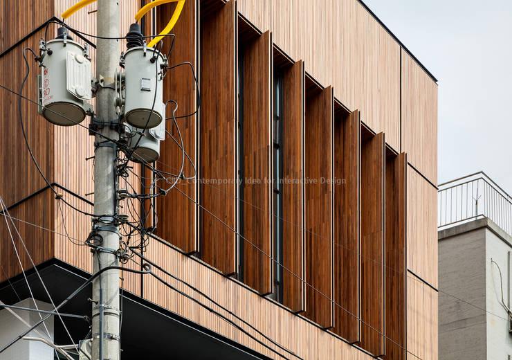 키멜리움 cīmélĭum : 씨:드 아키텍츠 (CIID Architects)의  ,