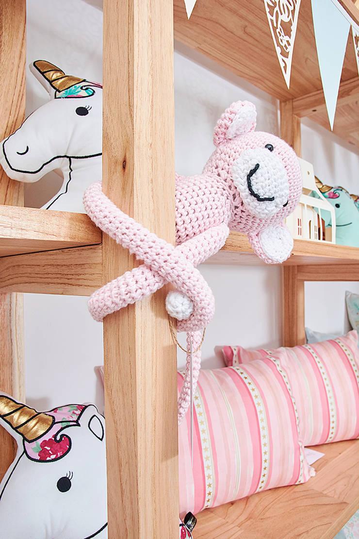 Decoración infantil: Dormitorios infantiles  de estilo  por Minihaus Kids,