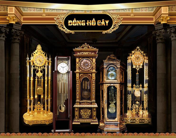 Tổng hợp các mẫu đồng hồ cây nổi bật :  Living room by Cửa Hàng Đồng Hồ Cây, Tủ Cổ, Treo Tường Và Để Bàn