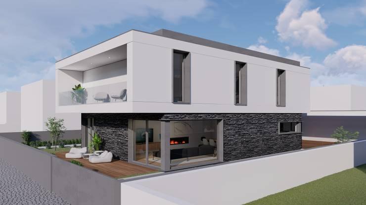 Casa de Carrazeda por Miguel Zarcos Palma