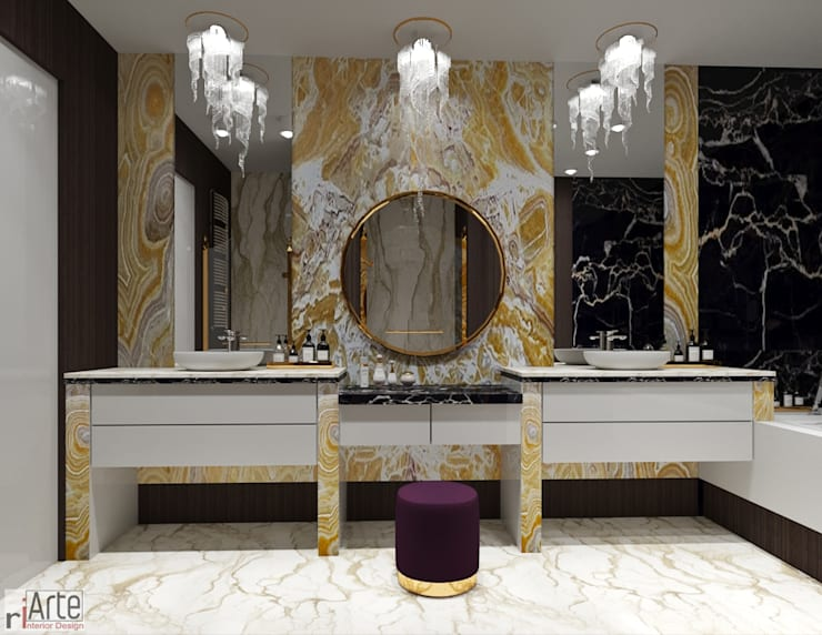 Badkamer door Ri-Arte