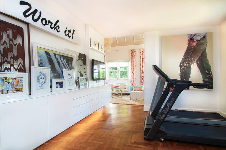Gym by Design Intervention