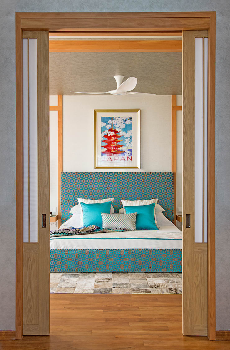 Bedroom by Design Intervention