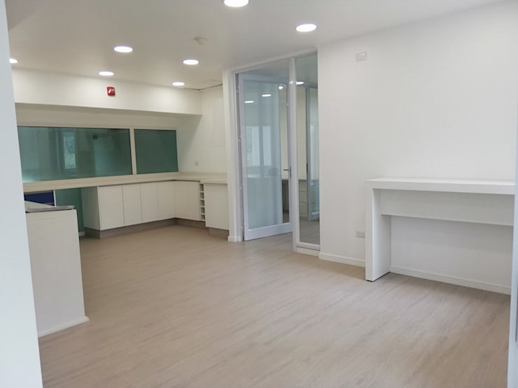Кухонные блоки в . Автор – Quo Design - Diseño de muebles a medida - Puerto Montt