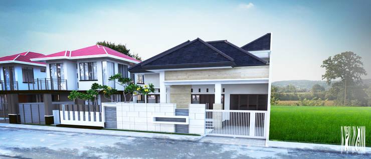 Rumah Bapak Eddy:   by Papan Architect