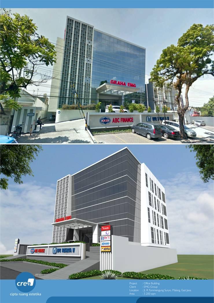 Graha EMG:   by Crea architect