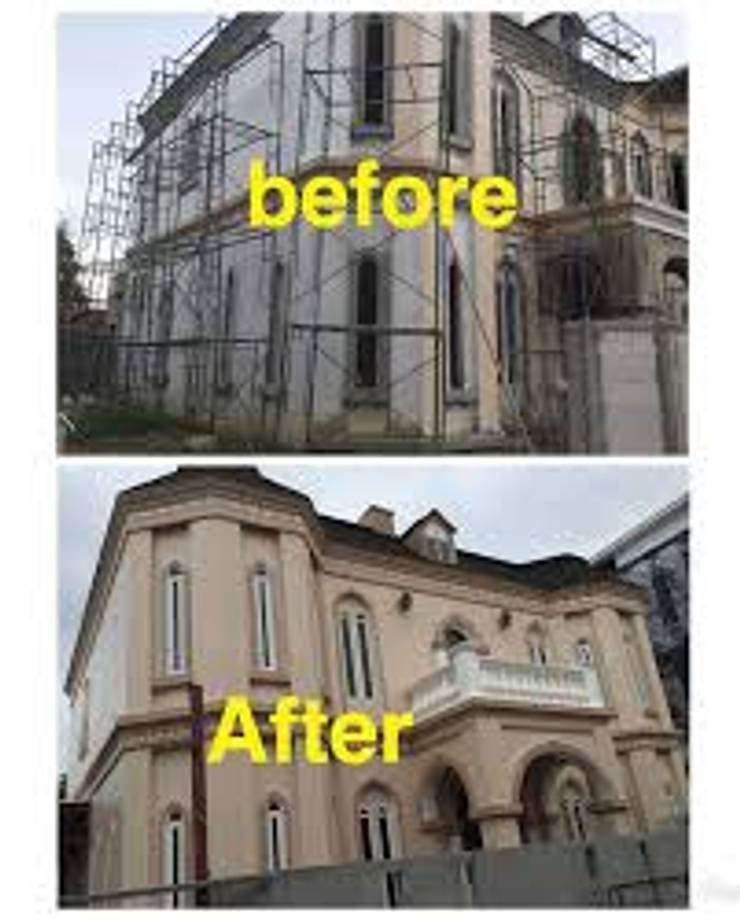 Housing Project:   by DeKu German Windows Co.,ltd
