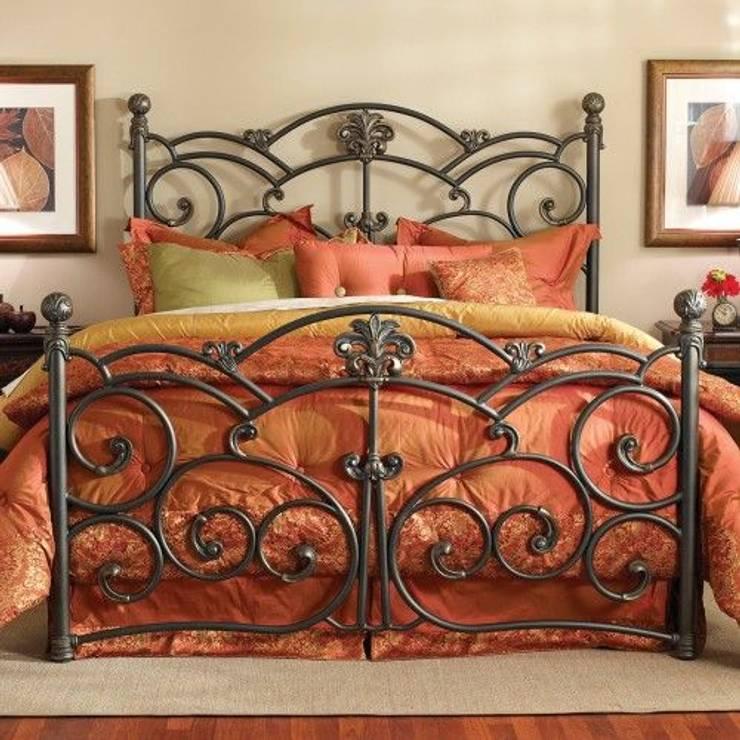 Small bedroom by Karyola Başlığı, Classic Metal