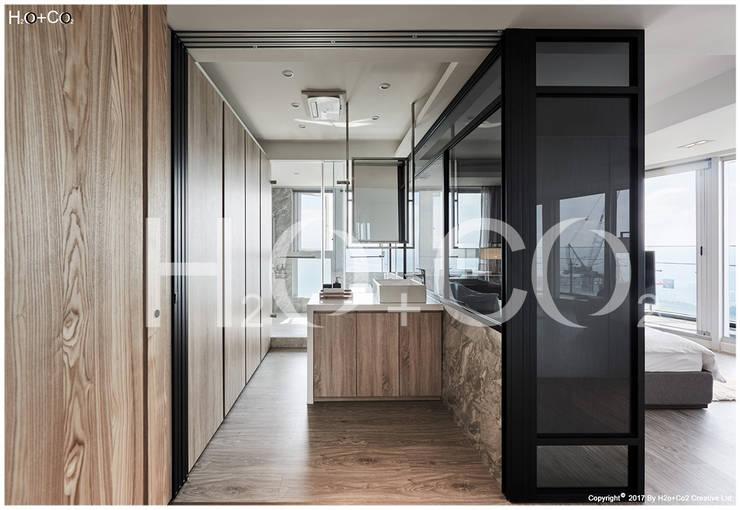 光合‧景宴:  浴室 by 光合作用設計有限公司