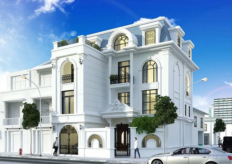 Xu hướng thiết kế biệt thự đẹp 2019:   by Thiết kế nhà đẹp ở Hồ Chí Minh