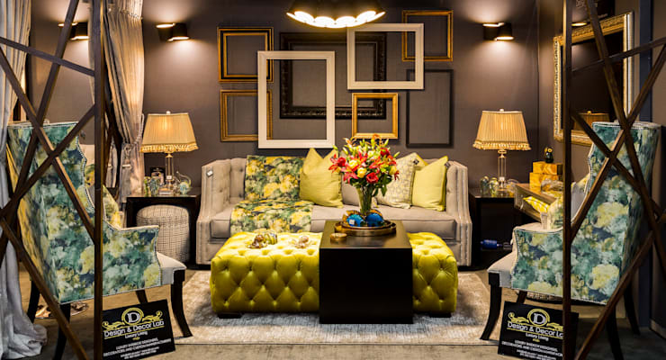 de estilo  por DDL Design & Decor Lab (Pty) Ltd, Moderno