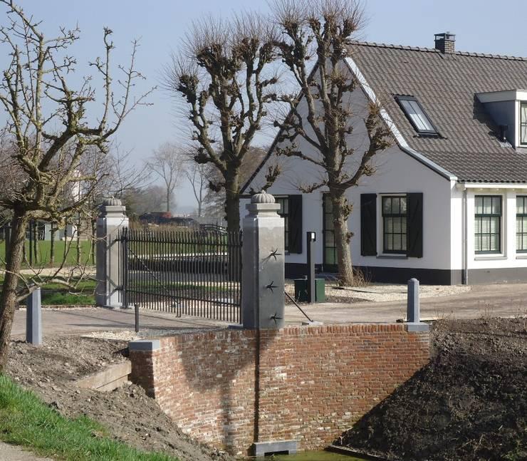 Buitenplaatstuin Welgelegen:  Tuin door groenpartners