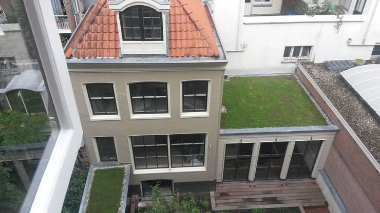 Stadstuin Prinsengracht:  Tuin door groenpartners, Landelijk