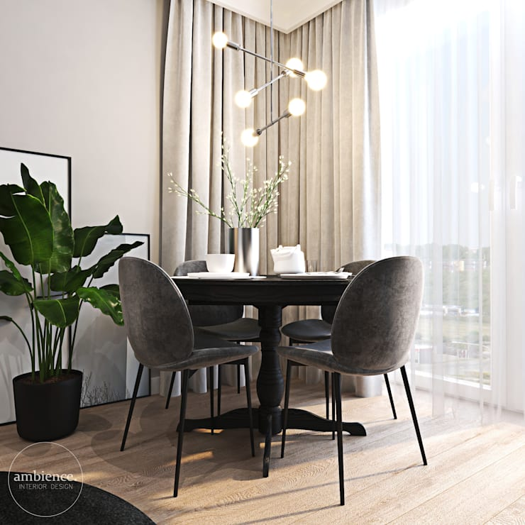 Dining room by Ambience. Interior Design