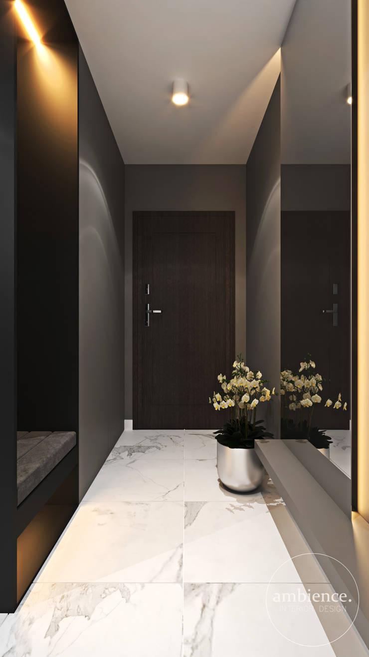 Corridor & hallway by Ambience. Interior Design