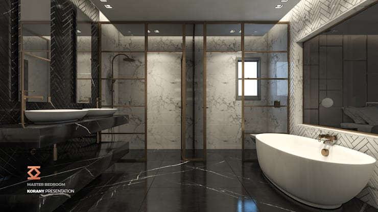 Bathroom by ICONIC DESIGN STUDIO