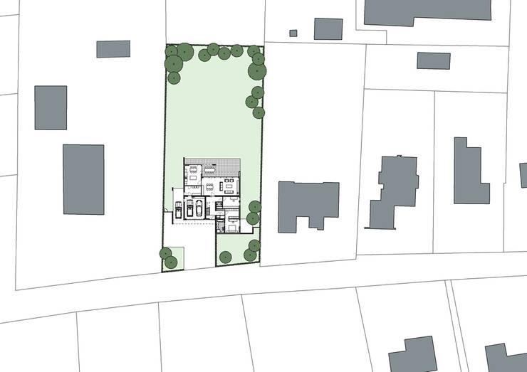 Villa LeVe:  Villa door Verheij Architecten