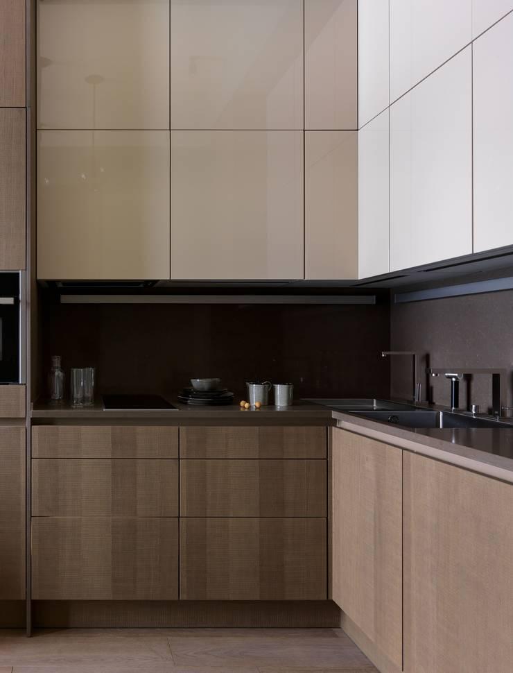 Kitchen by Дизайн бюро Татьяны Алениной, Modern