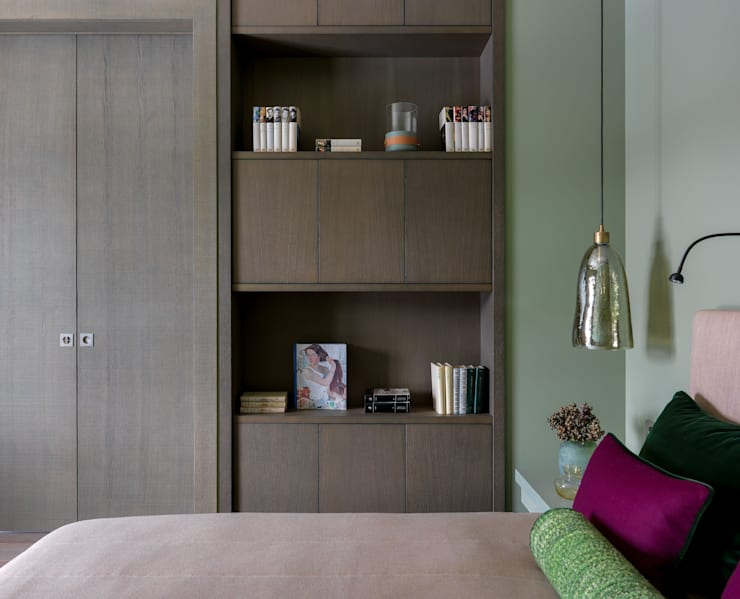 Bedroom by Дизайн бюро Татьяны Алениной, Modern