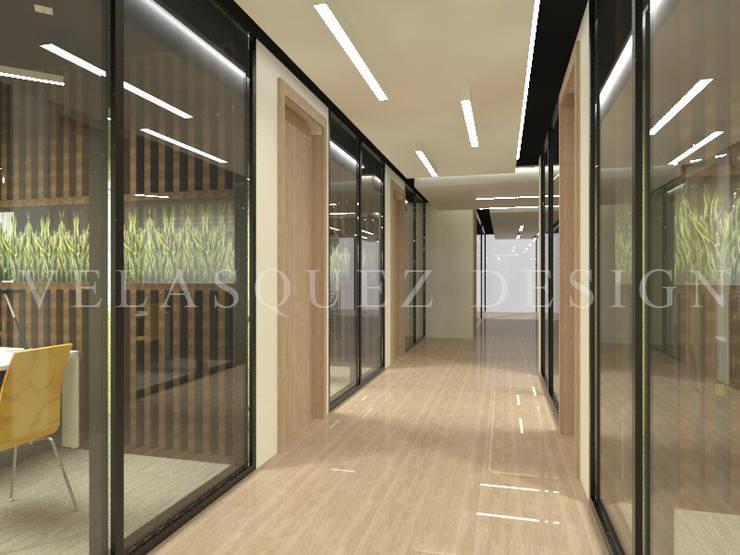 Trevo S.A: Oficinas y Tiendas de estilo  por Johana Velásquez