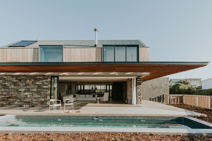 Casas de estilo  de SALT architects, Moderno