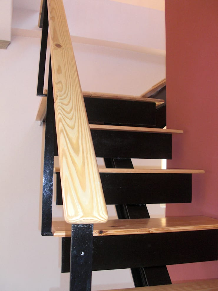 Stairs by Simply Exquisite Interiors, Modern Iron/Steel