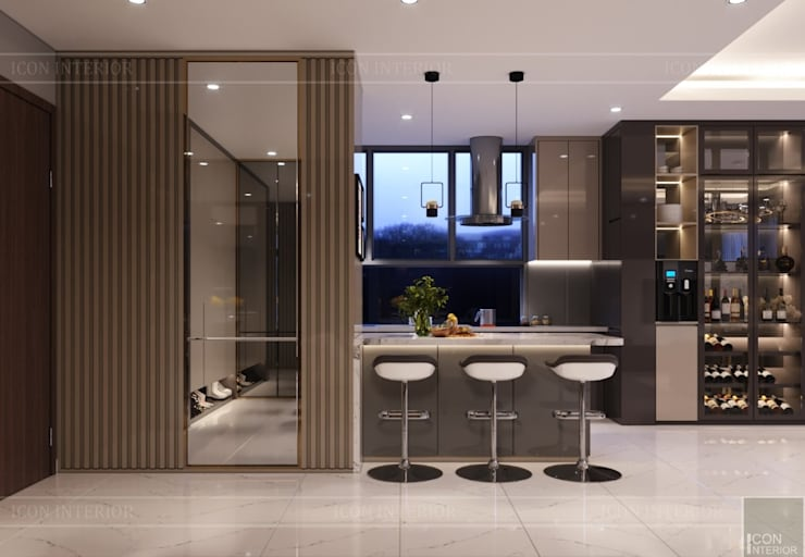 Kitchen by ICON INTERIOR, Modern