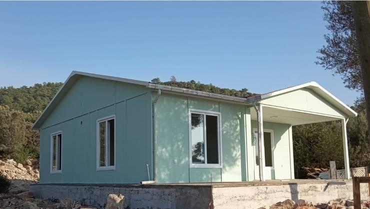 KARMOD PREFABRICATED TECHNOLOGIES – Prefabrik evler - Hazır ev:  tarz