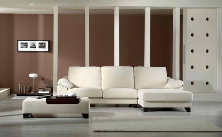 Sala : Salas de estilo  por Home Desing Boutique