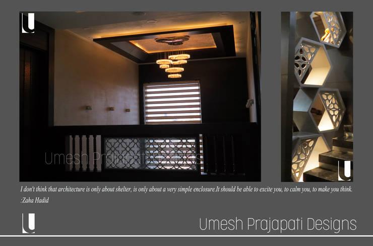 Living room by umesh prajapati designs