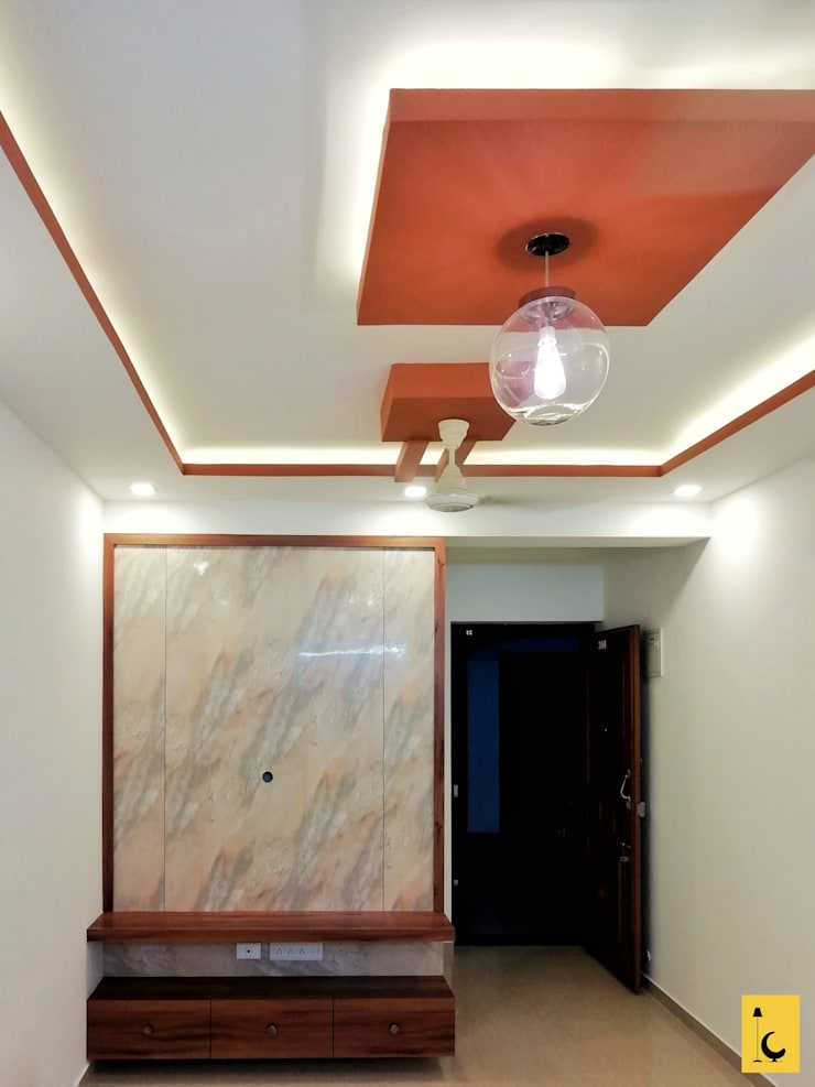 modern  by Indoor Concepts, Modern Plywood