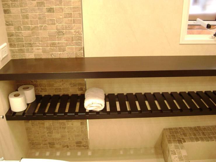 Baño, Reforma completa.  Fabiana Ordoqui  Arquitectura|Diseño: Baños de estilo  por Fabiana Ordoqui  Arquitectura y Diseño.   Rosario | Funes |Roldán,