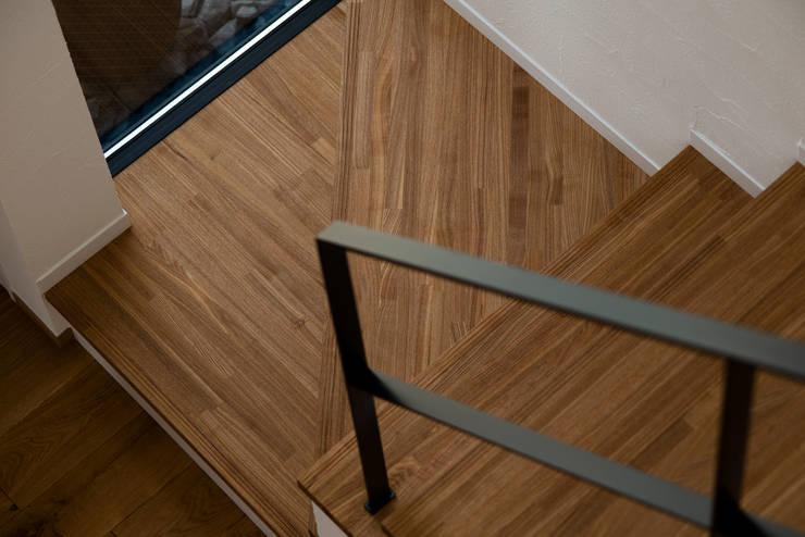 breeze: yuukistyle 友紀建築工房が手掛けた階段です。,