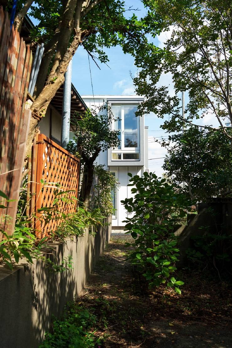 Houses by Takeru Shoji Architects.Co.,Ltd, Eclectic