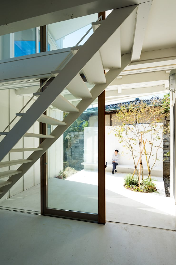 Stairs by Takeru Shoji Architects.Co.,Ltd, Eclectic