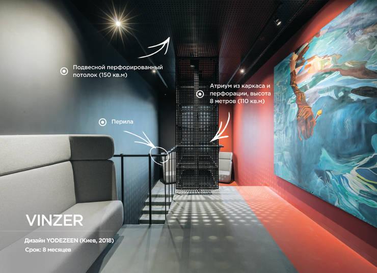 Office spaces & stores  by Plan B Lab - производство мебели и предметов интерьера на заказ