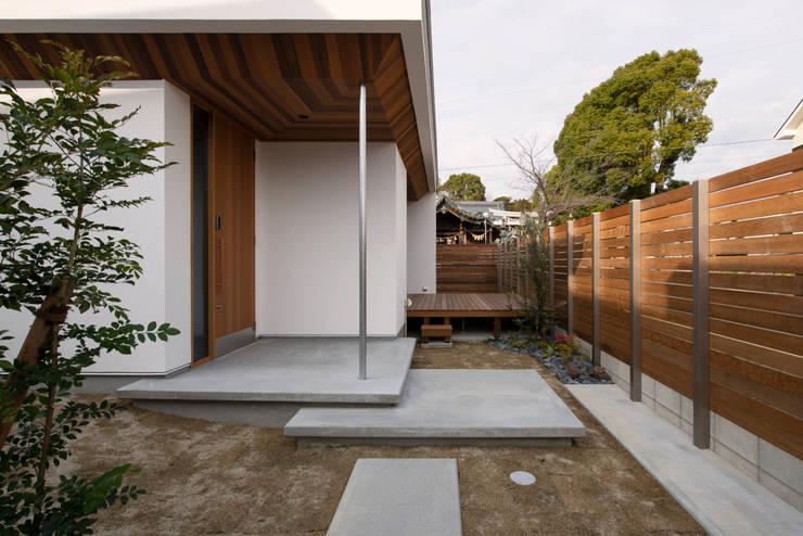 Rays of light: yuukistyle 友紀建築工房が手掛けた一戸建て住宅です。,