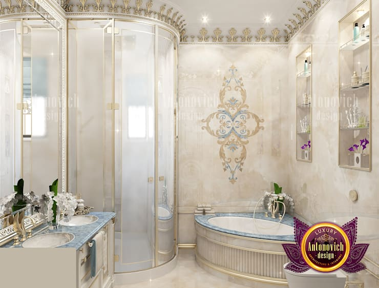 de Luxury Antonovich Design