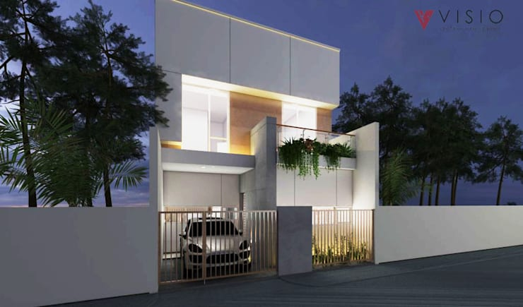 Tomang Residence:  Rumah tinggal  by PT VISIO GEMILANG ABADI