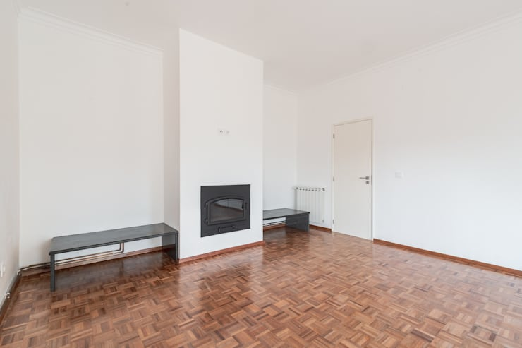 Sala de estar : Salas de estar  por Rima Design
